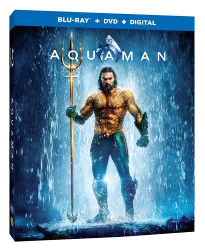 Aquaman - Blu-ray Package - 02