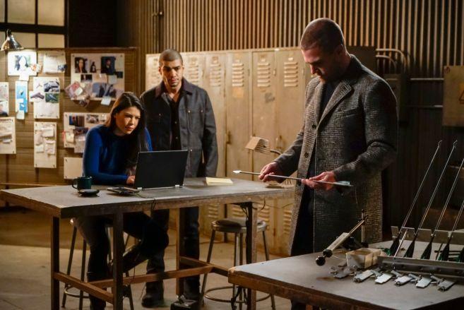 Arrow - Season 7 - Ep 14 - 01