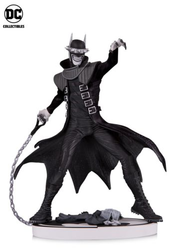 DC Collectibles - Toy Fair 2019 - Batman Black and White - Batman Who Laughs - 01