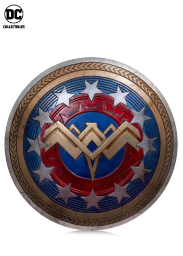 DC Collectibles - Toy Fair 2019 - DC Gallery - Wonder Woman Shield - 01