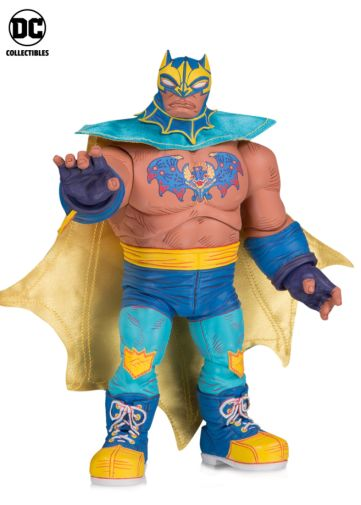 DC Collectibles - Toy Fair 2019 - Lucha Explosiva - Batman - 01