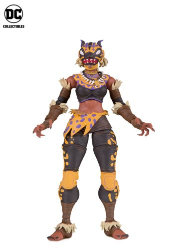 DC Collectibles - Toy Fair 2019 - Lucha Explosiva - Cheetah - 01