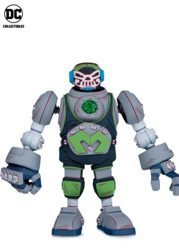 DC Collectibles - Toy Fair 2019 - Lucha Explosiva - Metallo - 01