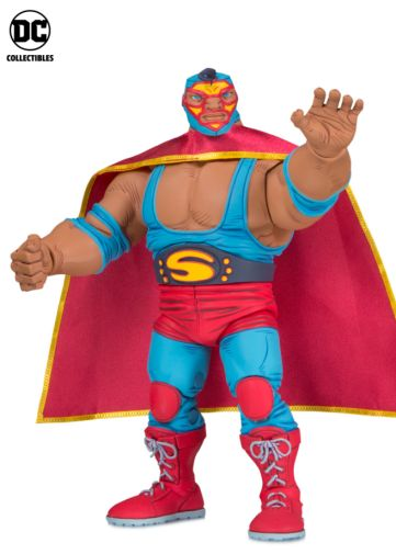 DC Collectibles - Toy Fair 2019 - Lucha Explosiva - Superman - 01