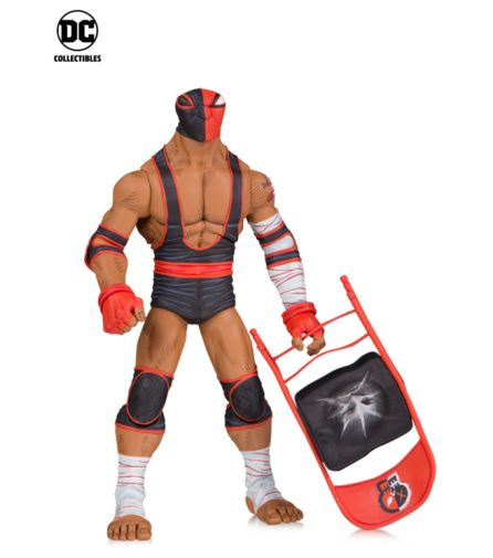 DC Collectibles - Toy Fair 2019 - Preview - DC Lucha Explosiva - 04