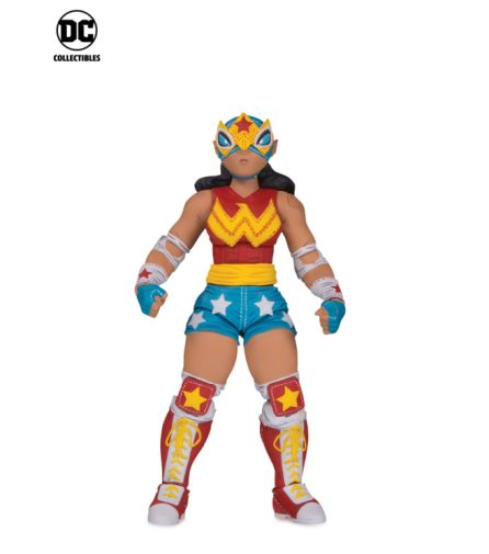 DC Collectibles - Toy Fair 2019 - Preview - DC Lucha Explosiva - 07
