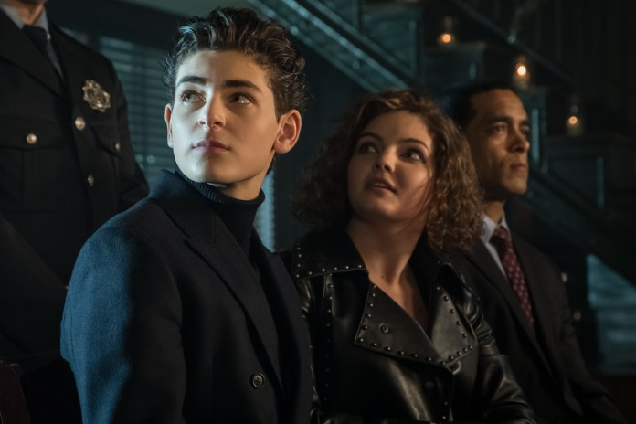 Image result for gotham the trial of jim gordon