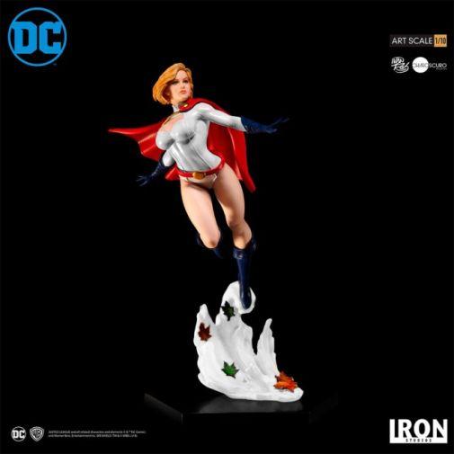 Iron Studios - DC Comics - Series 4 - Power Girl - 01