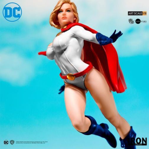 Iron Studios - DC Comics - Series 4 - Power Girl - 04