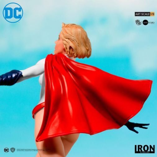 Iron Studios - DC Comics - Series 4 - Power Girl - 09