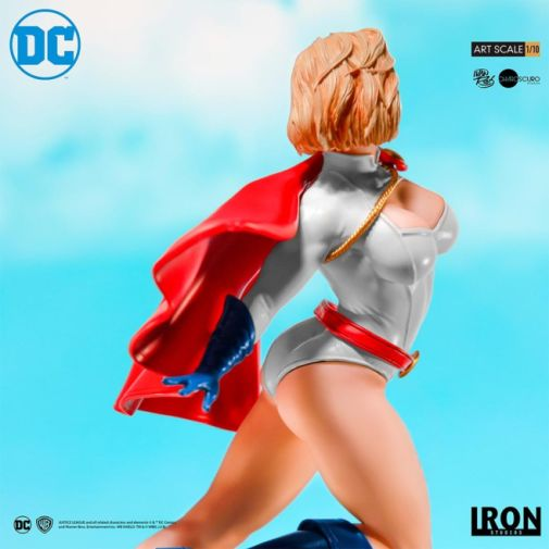 Iron Studios - DC Comics - Series 4 - Power Girl - 10