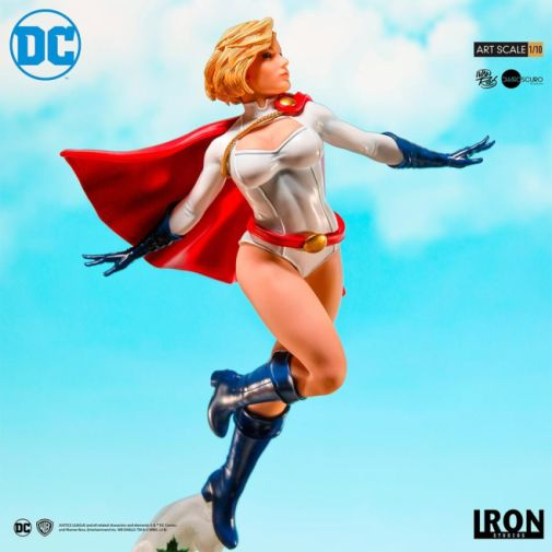 Iron Studios - DC Comics - Series 4 - Power Girl - 11