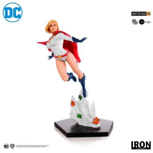Iron Studios - DC Comics - Series 4 - Power Girl - 13