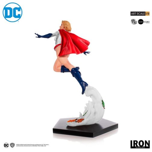 Iron Studios - DC Comics - Series 4 - Power Girl - 15