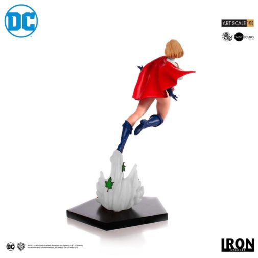 Iron Studios - DC Comics - Series 4 - Power Girl - 16