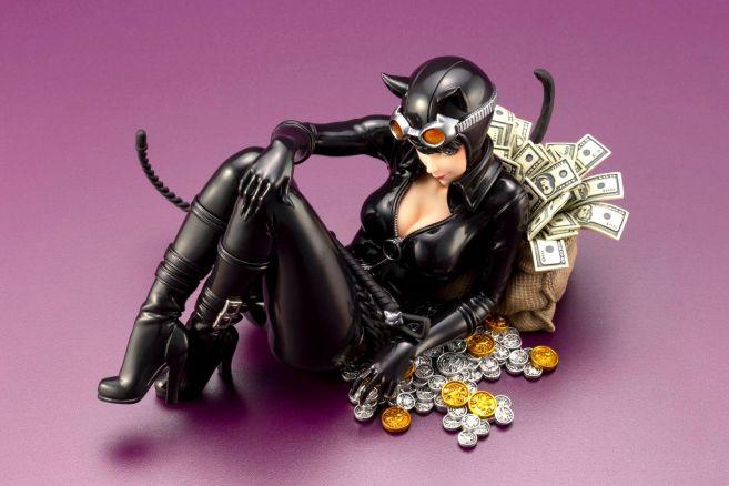 Kotobukiya - Batman -Bishoujo Catwoman - 07