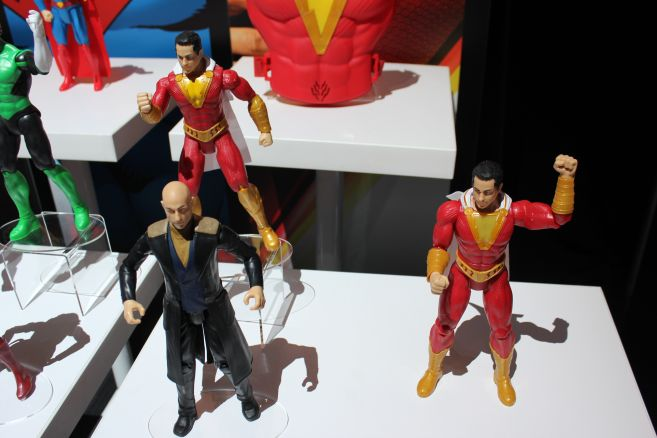 Mattel - Toy Fair 2019 - DC - Figures - 03