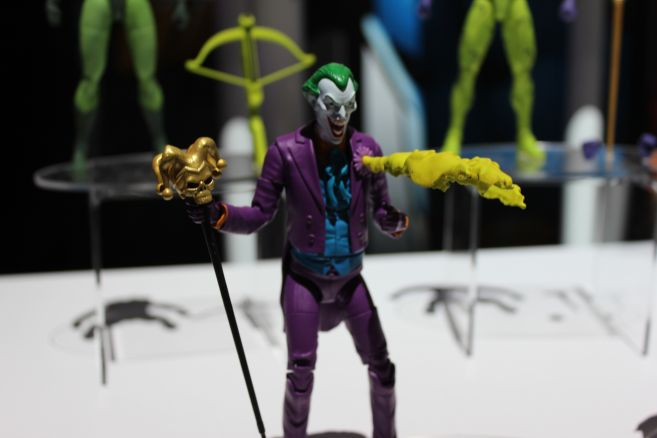 Mattel - Toy Fair 2019 - DC - Figures - 27