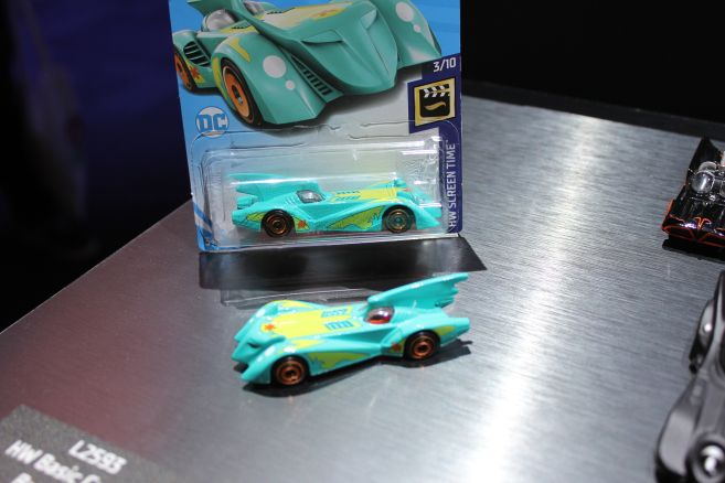 Mattel - Toy Fair 2019 - Hot Wheels - Batmobiles - 02