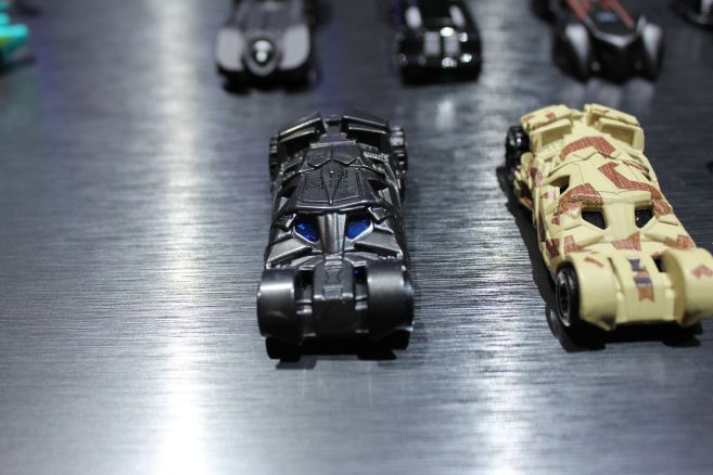 Mattel - Toy Fair 2019 - Hot Wheels - Batmobiles - 03
