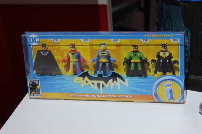 Mattel - Toy Fair 2019 - Imaginext - Batman Figures - 01