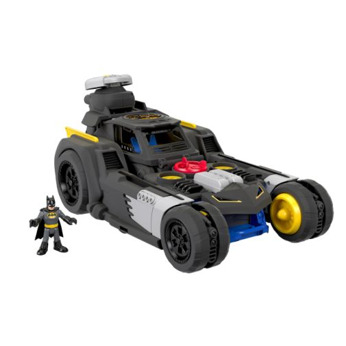 Mattel - Toy Fair 2019 - Imaginext - Batmobile - Official Images - 01