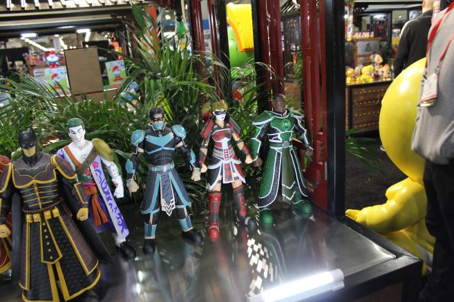 Poplife - Toy Fair 2019 - DC Armor Figures - 13