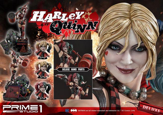 Prime 1 Studio - Batman - Harley Quinn - 05