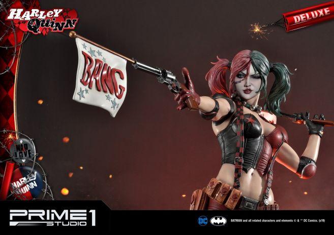 Prime 1 Studio - Batman - Harley Quinn - 32