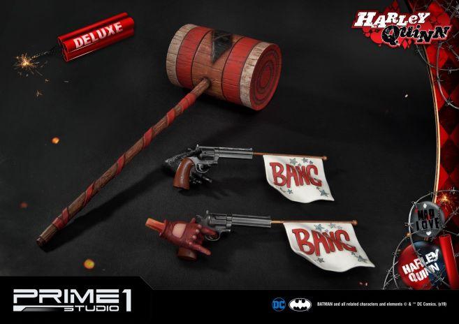 Prime 1 Studio - Batman - Harley Quinn - 38