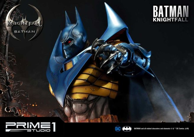 Prime 1 Studio - Batman - Knightfall Batman - 57