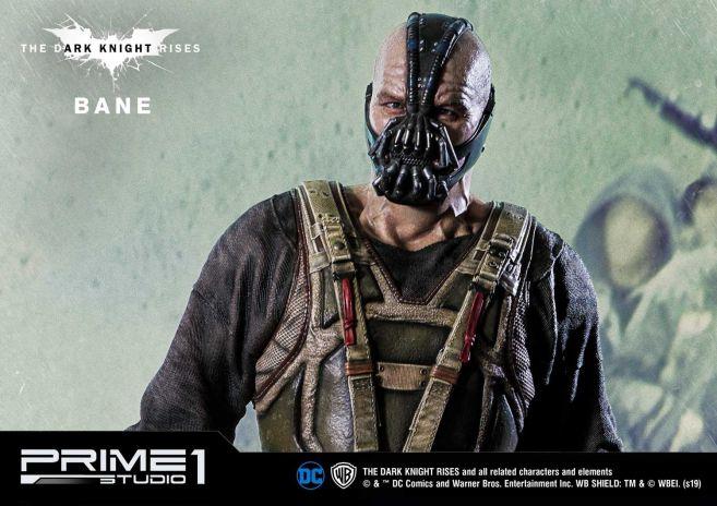 Prime 1 Studio - Dark Knight Rises - Bane - Bust - 13
