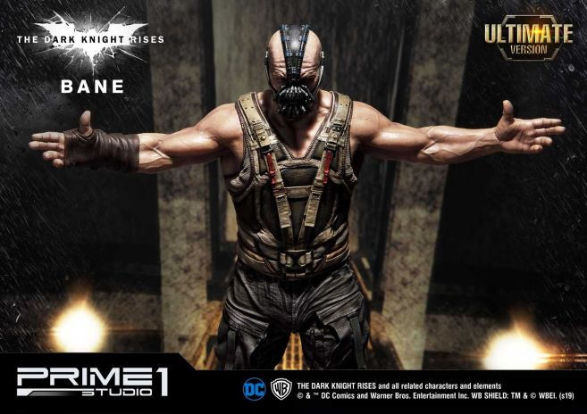 Prime 1 Studio - Dark Knight Rises - Bane - Statue - 06
