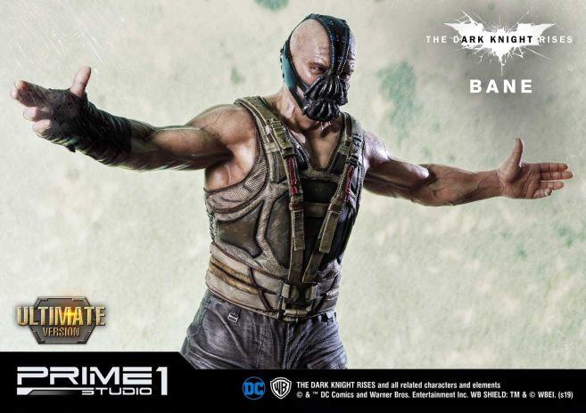 Prime 1 Studio - Dark Knight Rises - Bane - Statue - 07