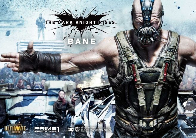 Prime 1 Studio - Dark Knight Rises - Bane - Statue - 13