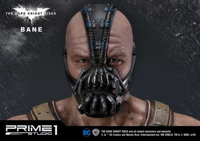 Prime 1 Studio - Dark Knight Rises - Bane - Statue - 25