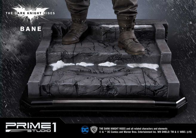 Prime 1 Studio - Dark Knight Rises - Bane - Statue - 27