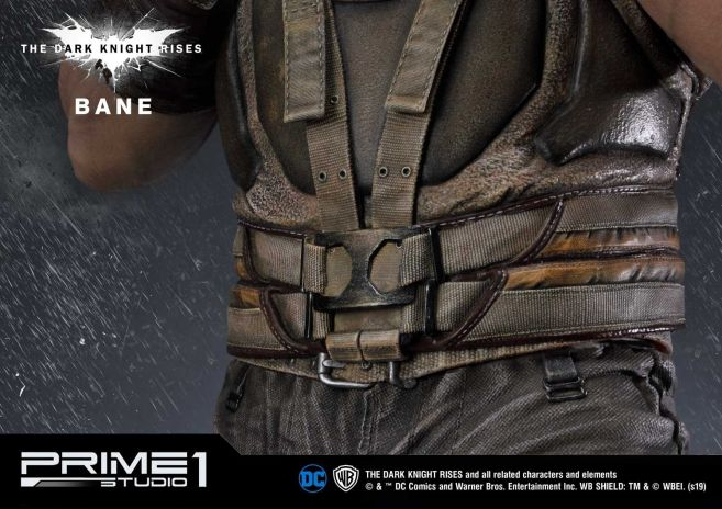Prime 1 Studio - Dark Knight Rises - Bane - Statue - 30