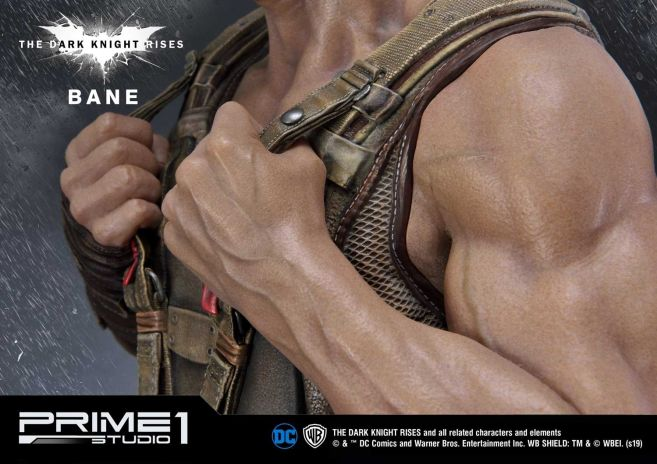 Prime 1 Studio - Dark Knight Rises - Bane - Statue - 31
