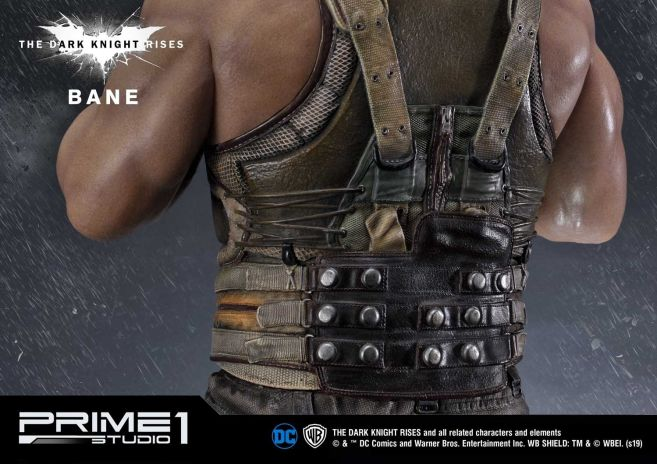 Prime 1 Studio - Dark Knight Rises - Bane - Statue - 33