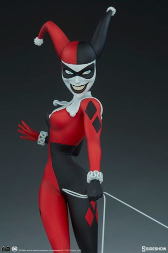 Sideshow - Batman the Animated Series - Harley with Hyenas - 03