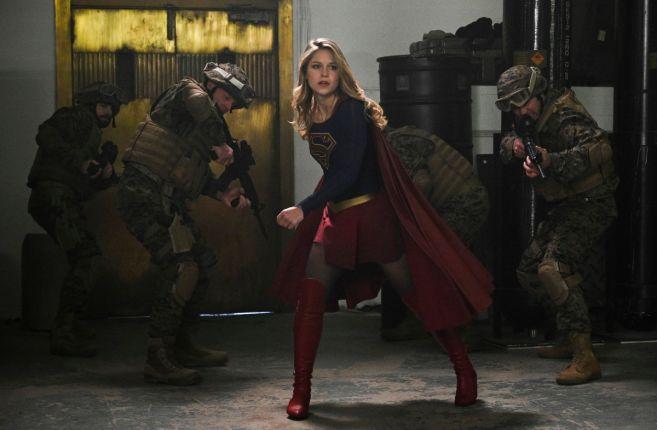 Supergirl - Season 4 - Ep 13 - 17