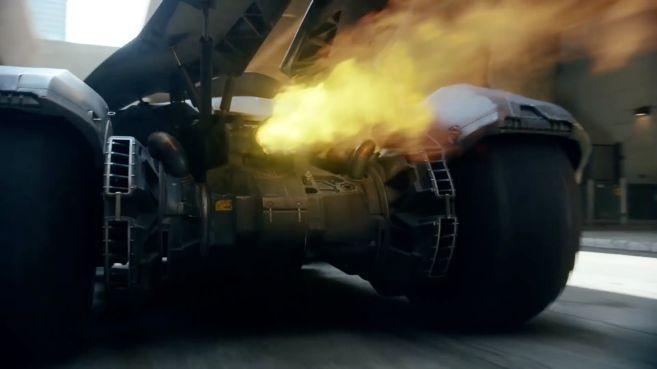 Walmart - Super Bowl LIII Commercial - Batmobile - 02