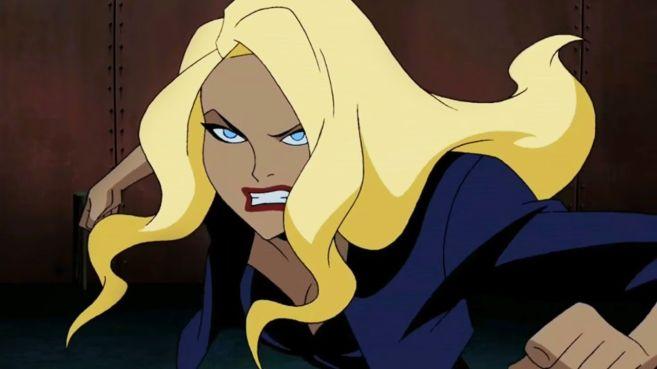 DC Animation Black Canary