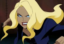 DC Animation Black Canary