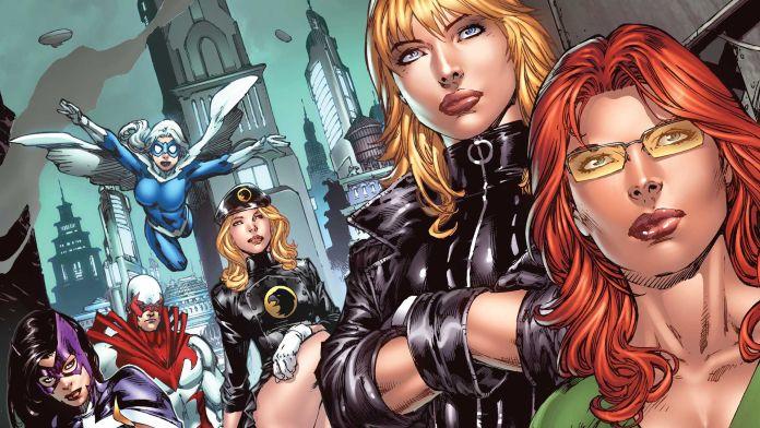 DC Comics Birds of Prey Black Canary