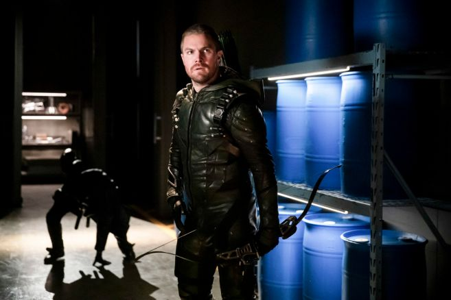 Arrow - Season 7 - Ep 17 - 01