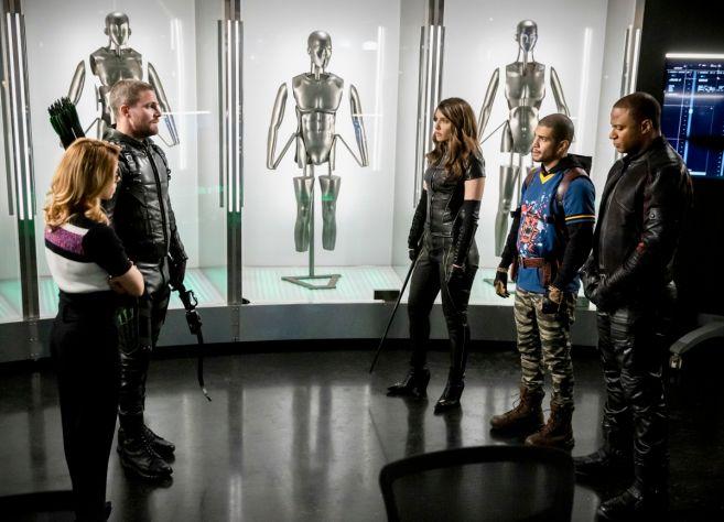 Arrow - Season 7 - Ep 17 - 16