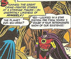 Batman 113 - Batman of Zur-En-Arrh
