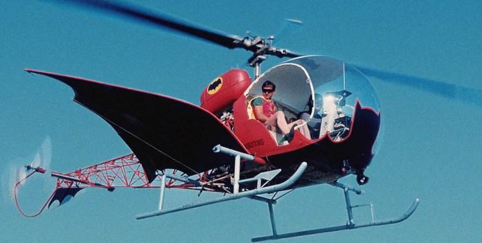 Batman TV series - Batcopter - 01